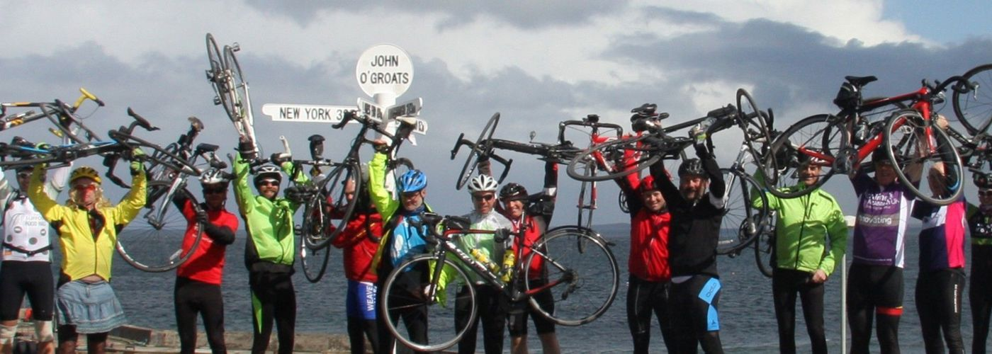 Lands End To John O'Groats June 2022