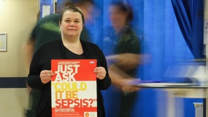 Sepsis - Awareness saves lives