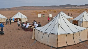 Becca and Heidi's 5 Day Sahara Desert Trek