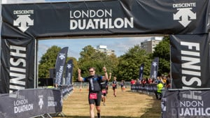 The Descente London Duathlon 2021
